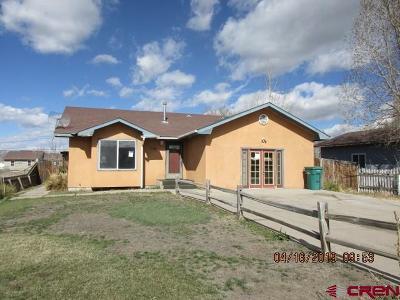 Monte Vista Single Family Home UC/Contingent/Call LB: 505 Davis Street
