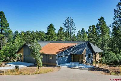 La Plata County Condo/Townhouse For Sale: 73 Terra Blue Way