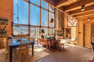 Pagosa Springs Single Family Home For Sale: 645 Bear Run Place