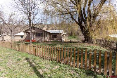 Single Family Home For Sale: 21619 W Us Hwy 160
