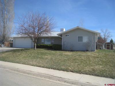 Cortez Single Family Home For Sale: 1815 Road