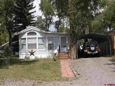 South Fork Mobile/Manufactured For Sale: 13 Colorado Ct