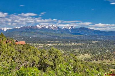 Hesperus Residential Lots & Land For Sale: 1545 Thunderbird Drive