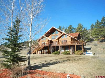 South Fork CO Single Family Home For Sale: $637,000