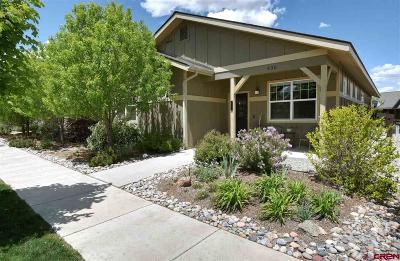 Durango Single Family Home For Sale: 430 Oxbow Circle