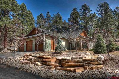 La Plata County Single Family Home For Sale: 449 Hogan Circle
