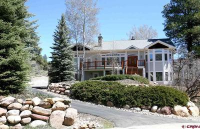 Durango Single Family Home For Sale: 71 Tanglewood Drive