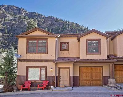 Ouray Condo/Townhouse For Sale: 1911 Main Street #B1