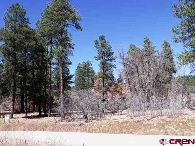 Durango Residential Lots & Land For Sale: 47 Needle Creek Court