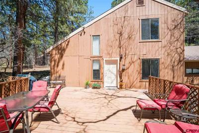 La Plata County Single Family Home UC/Contingent/Call LB: 266 Cedar Drive