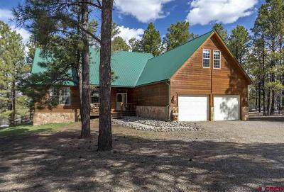Pagosa Springs Single Family Home UC/Contingent/Call LB: 267 Dutton Drive