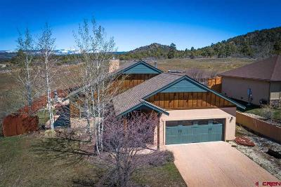 La Plata County Single Family Home For Sale: 505 Dove Ranch Road