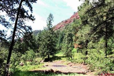 Durango Residential Lots & Land For Sale: 7531 Falls Creek Main