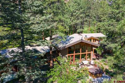 Durango CO Single Family Home NEW: $1,150,000