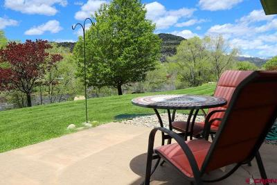 Durango CO Condo/Townhouse NEW: $565,000