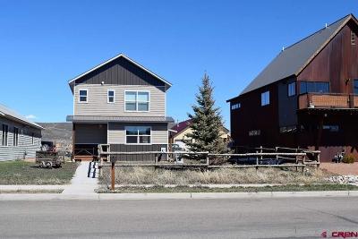 Gunnison Single Family Home UC/Contingent/Call LB: 1202 Vulcan Street