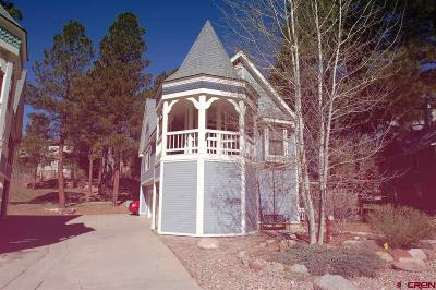 Durango CO Condo/Townhouse NEW: $259,500