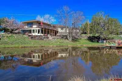 Cedaredge Single Family Home UC/Contingent/Call LB: 23784 Snowflake Road