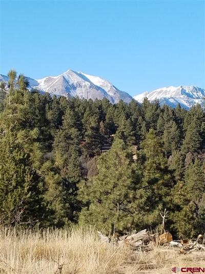 Durango Residential Lots & Land For Sale: 717 Zane Drive