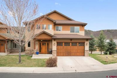 Durango Single Family Home For Sale: 112 Tierra Vista Drive