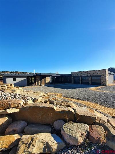 La Plata County Single Family Home For Sale: 269 Cowboy Trail