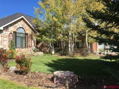Durango Single Family Home For Sale: 214 Crazy Horse Drive
