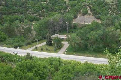Durango, Bayfield, Cortez, Telluride Commercial For Sale: 21259 W Us Hwy 160