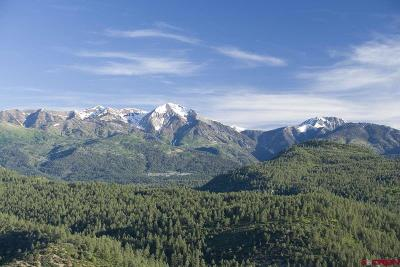 Durango Residential Lots & Land For Sale: 529 Castle Ridge Drive