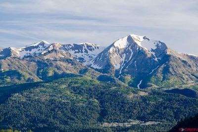 Durango Residential Lots & Land UC/Contingent/Call LB: 477 Castle Ridge Drive