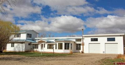 Mancos Single Family Home UC/Contingent/Call LB: 14035 Road 36.7