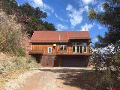 Ouray County Single Family Home For Sale: 3715 County Road 17