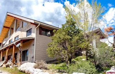 Ignacio Single Family Home For Sale: 880 Shellhammer Road
