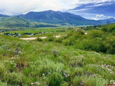 Crested Butte South Residential Lots & Land For Sale: 2862 Bryant Avenue