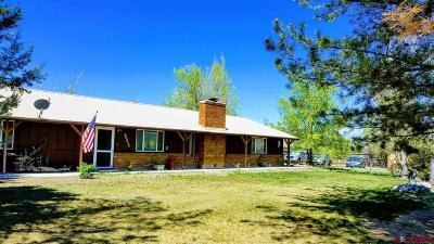 Montrose Single Family Home UC/Contingent/Call LB: 60935 Gunnison Road