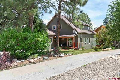 La Plata County Single Family Home For Sale: 14 Willow Ct.