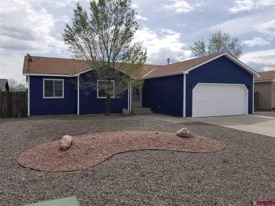 Alamosa Single Family Home UC/Contingent/Call LB: 2109 Gloria Place