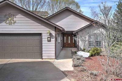 Durango Single Family Home For Sale: 6 Molas