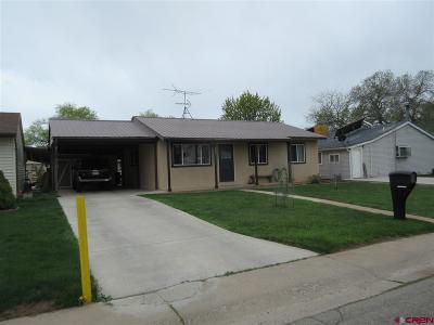 Cortez Single Family Home UC/Contingent/Call LB: 705 E 4th St