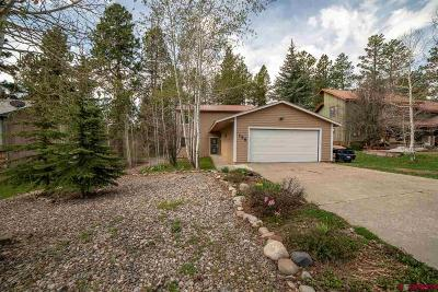 Durango Single Family Home UC/Contingent/Call LB: 198 Cedar Drive