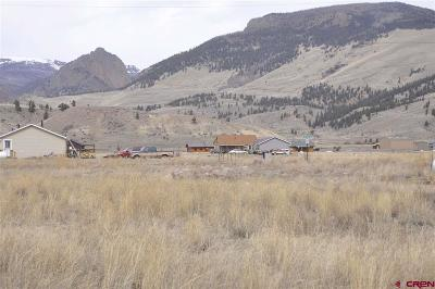 Creede Residential Lots & Land For Sale: 315 Holy Moses Drive