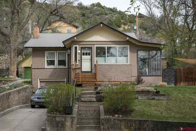 Durango Single Family Home For Sale: 1236 E 4th Avenue