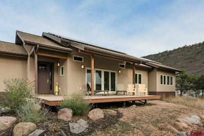 Durango Single Family Home For Sale: 218 Hillcrest