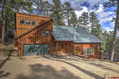 Bayfield Single Family Home For Sale: 148 Pine Cone Drive