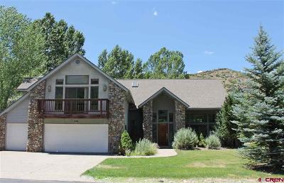 Durango Single Family Home For Sale: 554 Horse Thief Lane