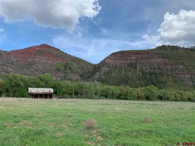 Durango Residential Lots & Land For Sale: 7645 Cr 250