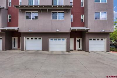 Durango Condo/Townhouse For Sale: 1140 Carbon Junction #17