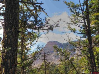 Durango Residential Lots & Land For Sale: 1950 Lake Purgatory Drive