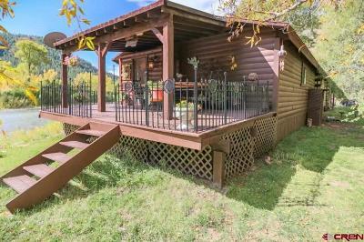 Pagosa Springs Single Family Home For Sale: 684 Estates Circle