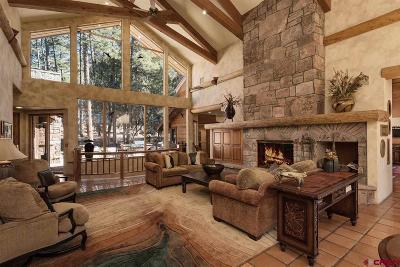 La Plata County Single Family Home For Sale: 6410 Cr 250