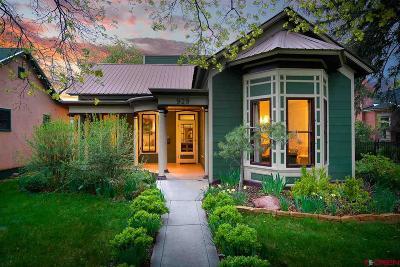 La Plata County Single Family Home For Sale: 929 E 3rd Avenue